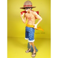 Action Figure One Piece Monkey D Luffy Magazine Figure vol 2 ORI