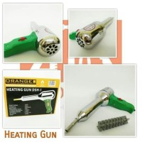 Heating Gun/Hot Gun ORANGE 500 Wat Mesin Las PVC ORANGE DSH-1 500 Watt