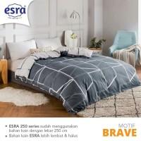 SPREI KATUN ESRA/Motif Brave ASC/Custom Size
