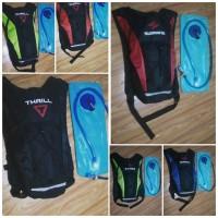 Paket Tas sepeda hydrobag Shimano Thrill fox dan Waterblader