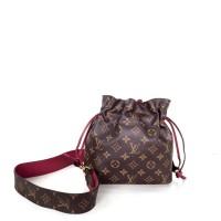 Louis Vuitton Bucket Drawstring