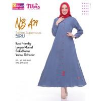 Gamis Nibras NB A29 - Biru, L