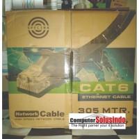Kabel Lan Spectra Outdoor STP FTP Cat6 1 BOX 305M