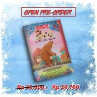 Buku Cerita Anak Natal: BRU SI BERUANG NASTAR