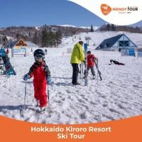 Tur Jepang 1 Hari Hokkaido Kiroro Resort Ski Tour - Anak