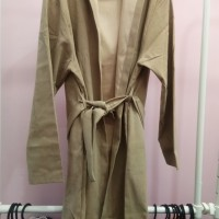 Coat Import Bahan Soft suede