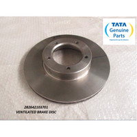 TATA MOTORS XENON RX VENTILATED BRAKE DISC 282642103701