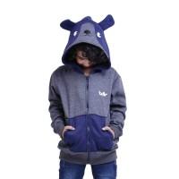 Jaket Sweater Hoodies Bandung Anak laki-laki - TMA 2617