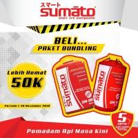 APAR - Sumato SM 08 dan Sumato type SM 10 (Produk Bundling)