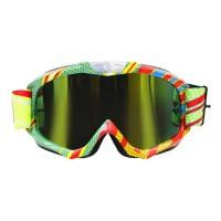 Kacamata Helm Cross Goggles Motorcross Motocross Scoyco G07 ( Yellow )