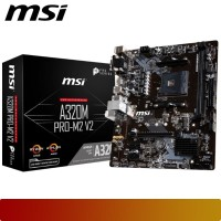 Motherboard MSI - A320M PRO-M2 V2 Ryzen AM4 Micro ATX Form Factor