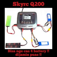 SkyRC Q200 Quattro RC Lipo Battery smart Balance Charger/Discharger