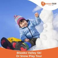 Tur Jepang 1 Hari Biwako Valley Ski Or Snow Play Tour - Dewasa