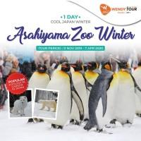 Tur Jepang 1 Hari Asahiyama Zoo Winter - Dewasa