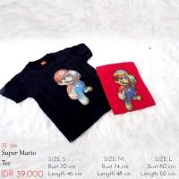 Kaos Anak Laki-Laki - Super Mario Tee