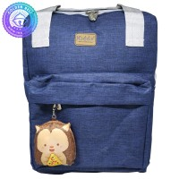 Tas Ransel Bayi / Backpack - Bahan Tebal dan Kuat Warna Navy