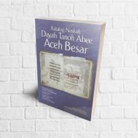 Buku Katalog Dayah Naskah Tanoh Aceh