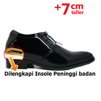 Keeve Sepatu Formal Peninggi Badan Pria KBL-173