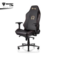 Secretlab OMEGA 2020 Series PRIME PU Leather Kursi Gaming- Stealth