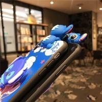 OPPO F11 F11pro A7 A5s A3s F9 A37 F7 A83 F1s F5 A71 F3 Blue Cartoon