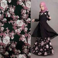 Hijab Floris Jersey