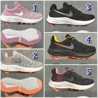 sepatu sport nike air max full tabung premium terbaru running aerobic
