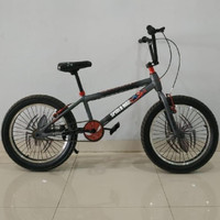 SEPEDA BMX 20 inch ELEMENT SPIDERMAN 3.0
