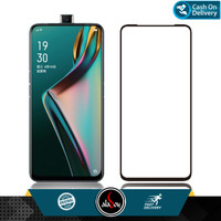 Aladoy Tempered Glass Oppo K3 Screen Protector Full Cover Premium
