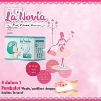 La'Novia Panty Liner isi 30