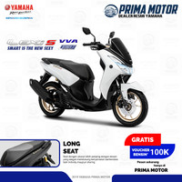 Promo Yamaha Lexi S Signature Jabodetabek - Hitam, Bogor