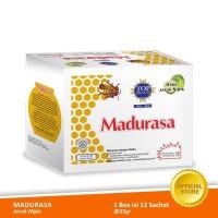 Madurasa Jeruk Nipis Sachet 12x25 gr - Box
