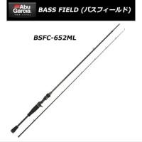 Rod Abu Garcia Bassfield BSFC-652ML 14lb - Used