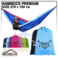 Hammock High Quality Tempat Tidur Ayunan Kasur Gantung Camping Kuat