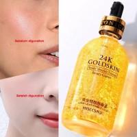 24K Goldskin Serum Whitening Essence Serum Emas