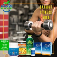 Diet Booster & Detox 10 Hari Turun 5-7 kg Tanpa Olahraga