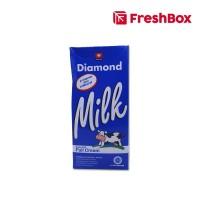 Susu Cair Diamond UHT Full Cream 1000ml