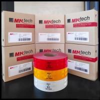 Sticker Pemantul Cahaya MNTech Syarat Keur - Reflektor - Scotlight