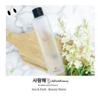 SON&PARK - Beauty Water Toner 340ml Original Korea