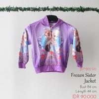 Jaket Anak Perempuan - Frozen Sister Jacket
