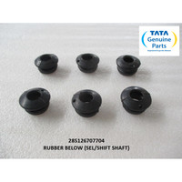 TATA MOTORS ACE EX 2 RUBBER BELOW (SEL/SHIFT SHAFT) 285126707704
