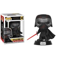 Funko POP! Star Wars: The Rise of Skywalker - Kylo Ren with Lightsaber