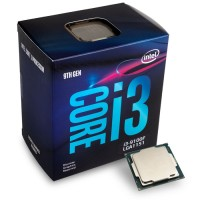 Intel Core i3-9100F 3.6Ghz Up To 4.2Ghz - [Box] Socket LGA 1151