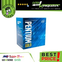 Intel Pentium Gold G5400 3.7Ghz - Cache 4MB [Box] Socket LGA 1151
