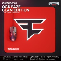 SteelSeries QcK Faze Clan Edition - Gaming Mousepad