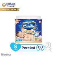 MamyPoko Popok Perekat Extra Soft - S 80