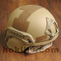 Helm Tactical Emerson MICH 2000 VAS NVG Shroud Siderail Helmet EM8978