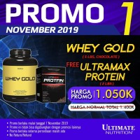 WHEY GOLD, 5 Lbs Chocolate - ULTIMATE NUTRITION