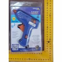 Alat Lem Tembak 10 Watt glue gun bakar Tmbl On OFF Junior mrp Prohex