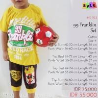 Setelan Anak Laki-laki SALE - Franklin Set