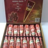 NEHA HENNA PASTE COLOUR RED BPOM thumbnail